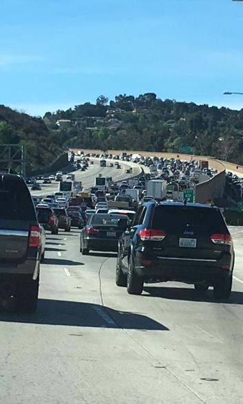 Highway I-405